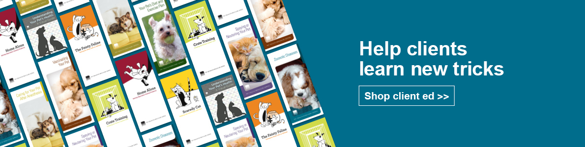 SET Pet Health Brochures (Set of 23)